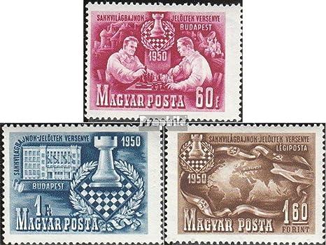Ungheria 1094completa 1092 Edizione1950 Prophila Collection Y9e2DHEIW