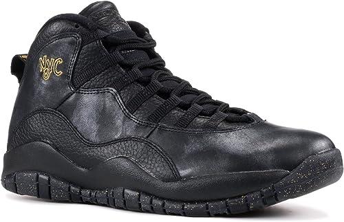 Nike Air Jordan Retro 10, Zapatillas de Baloncesto para Hombre ...