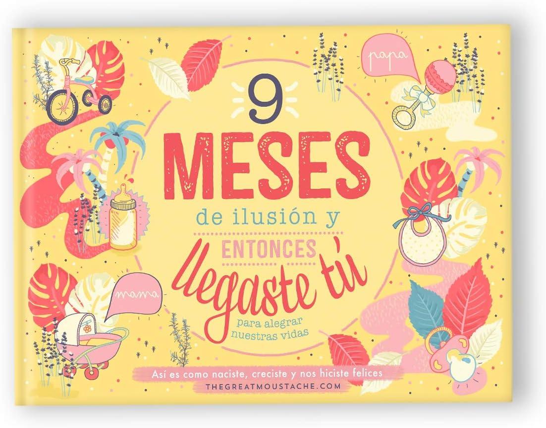 THE GREAT MOUSTACHE /ÁLBUM Embarazo BEB/É MIS 9 Meses