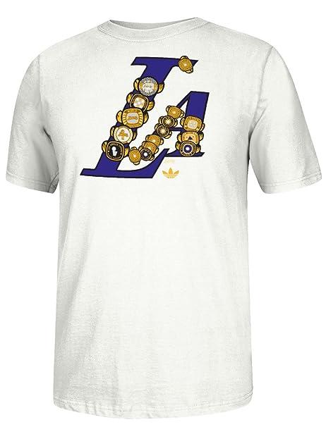 365202d64 Amazon.com   Los Angeles Lakers Adidas Originals NBA