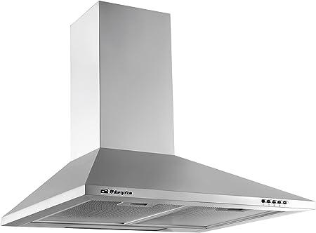 Orbegozo DS 59160 - Campana decorativa, 65 W, 3 velocidades: Amazon.es: Grandes electrodomésticos