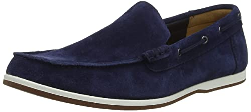 Buy Clarks Men's Leather Loafers at