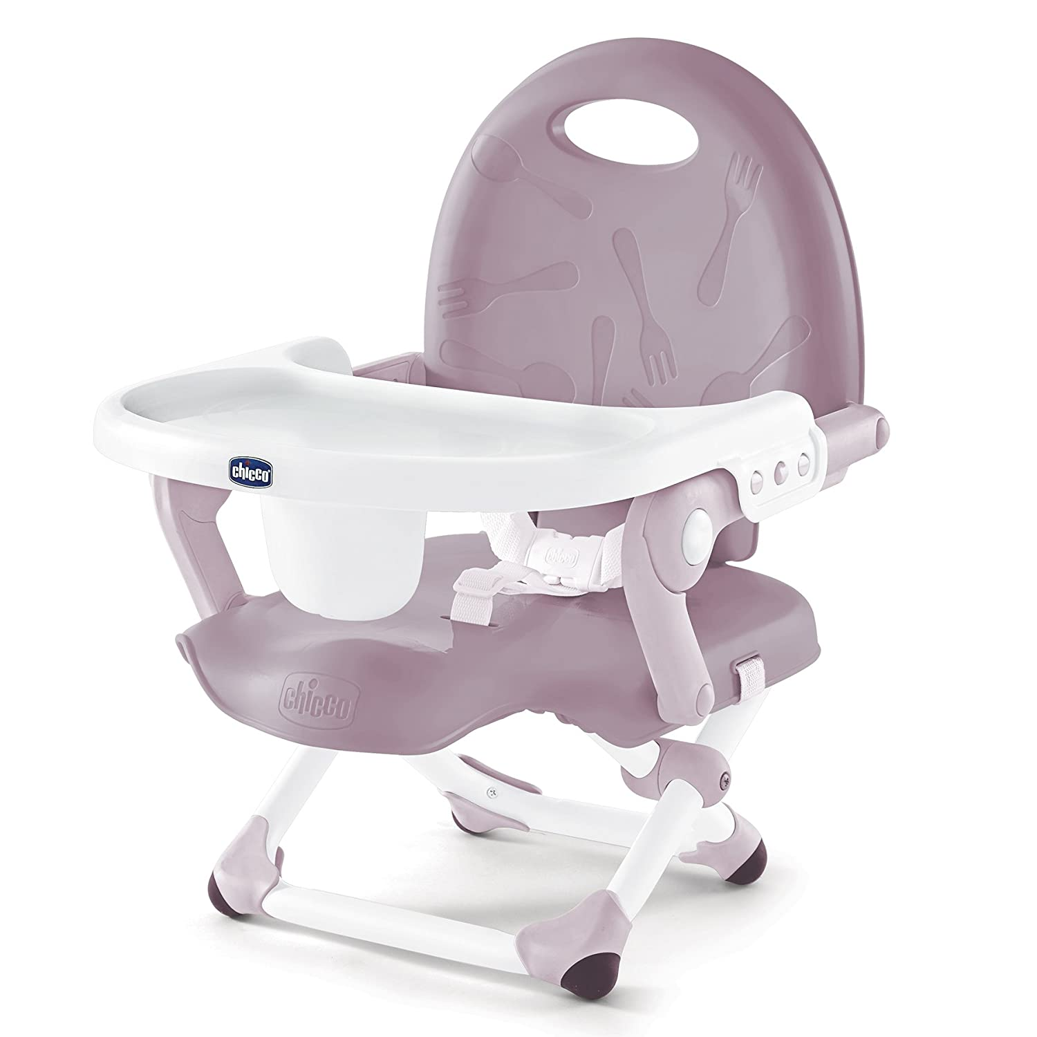 Chicco Pocket Snack Booster Seat, Lavender 7936374