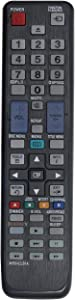 VINABTY AH59-02291A Replace Remote fit for Samsung HTC550 HTC650W HT-C450 HT-C453 HT-C450/EDC HT-C450/XEE HT-C555/LAG HT-C550/XEF HT-C653W HT-C653W/XAC Blu-ray DVD Home Theater System