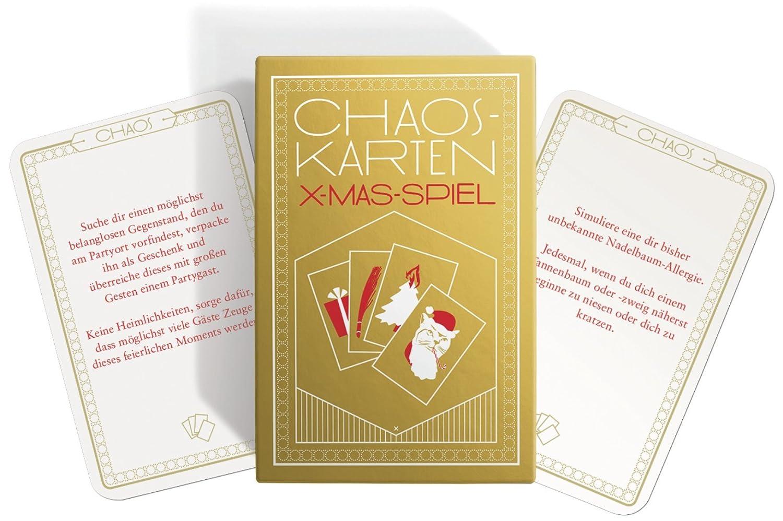 Chaoskarten Weihnachtsspiel: Amazon.de: Spielzeug