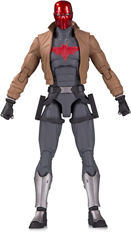 Red Hood Action Figure, Multicolor