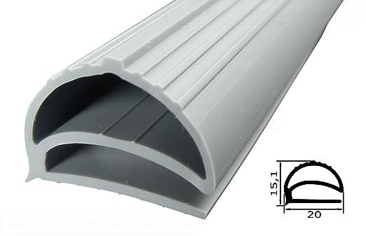 Kühlschrank Dichtung Universal : Profildichtung profil 158 2000mm farbe: grau