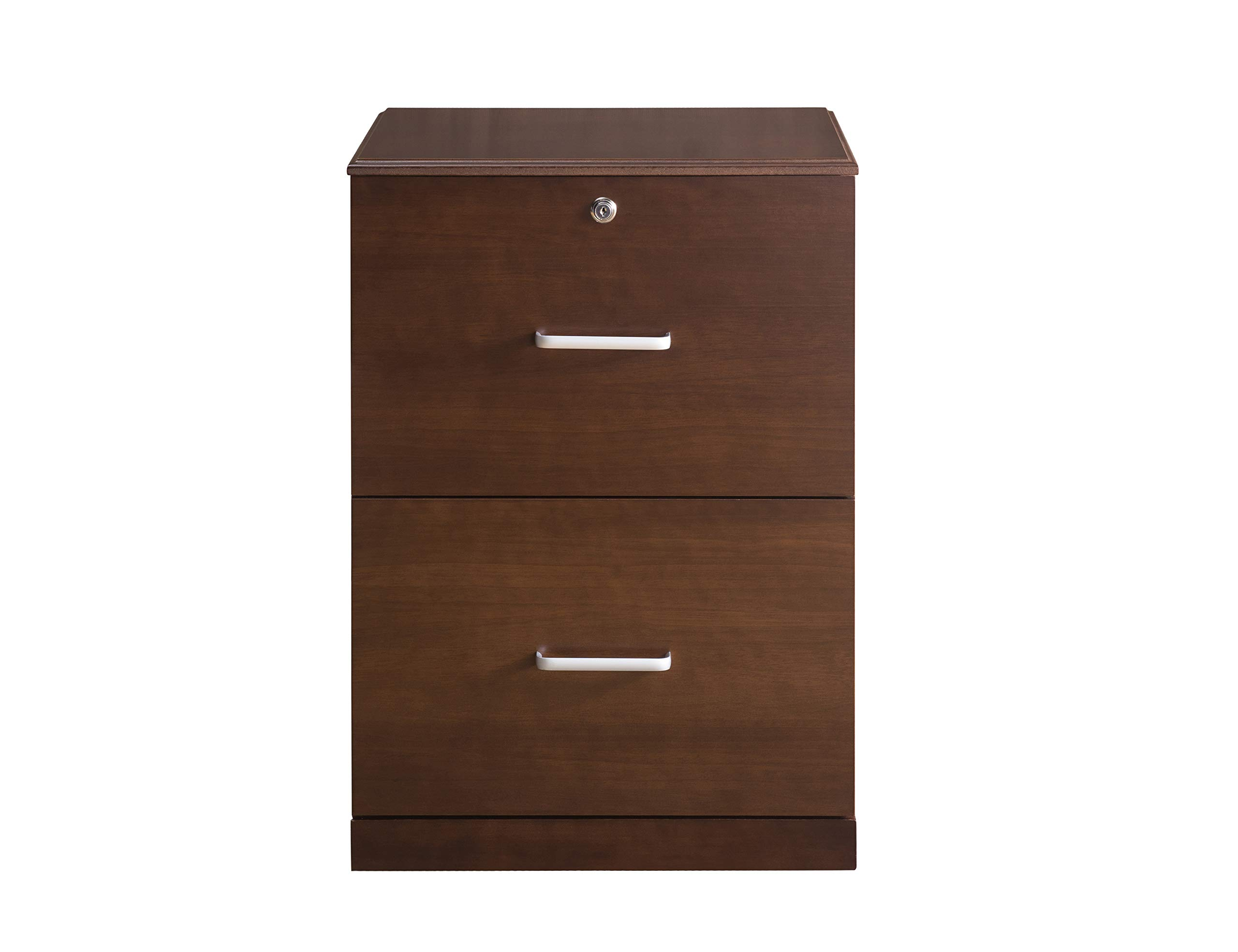 2L Lifestyle Henley File Cabinet, Brown by 2L Lifestyle (Image #4)