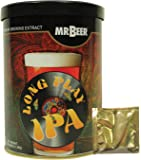 Mr. Beer Long Play IPA 2 Gallon Homebrewing Craft Beer Refill Kit