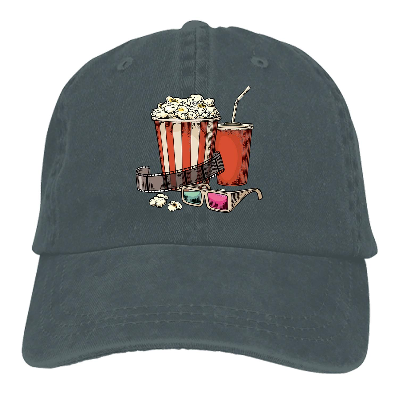 Unisex Dad Hat Movie Set Vintage Adjustable Baseball Cap