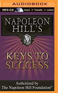 Amazon three feet from gold turn your obstacles into audio cd 899 prime napoleon hills keys to success the 17 principles of personal achievement think and grow fandeluxe Choice Image