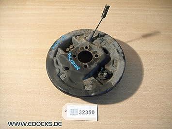 bremsa Ker placa freno Cilindro - Mordazas de freno trasera derecha ABS Corsa C Opel: Amazon.es: Coche y moto