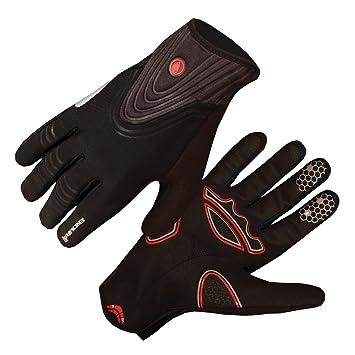 ENDURA - Windchill Glove, Color Negro, Talla XXL