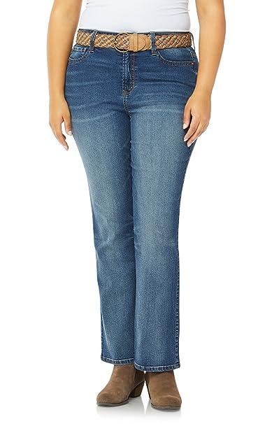 Amazon.com: WallFlower - Pantalones vaqueros para mujer de ...