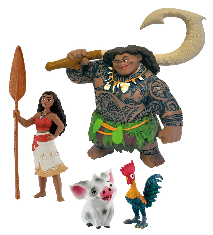 Oceania 13187 - Minifigure Pua 13187 Bullyland BUL-13187