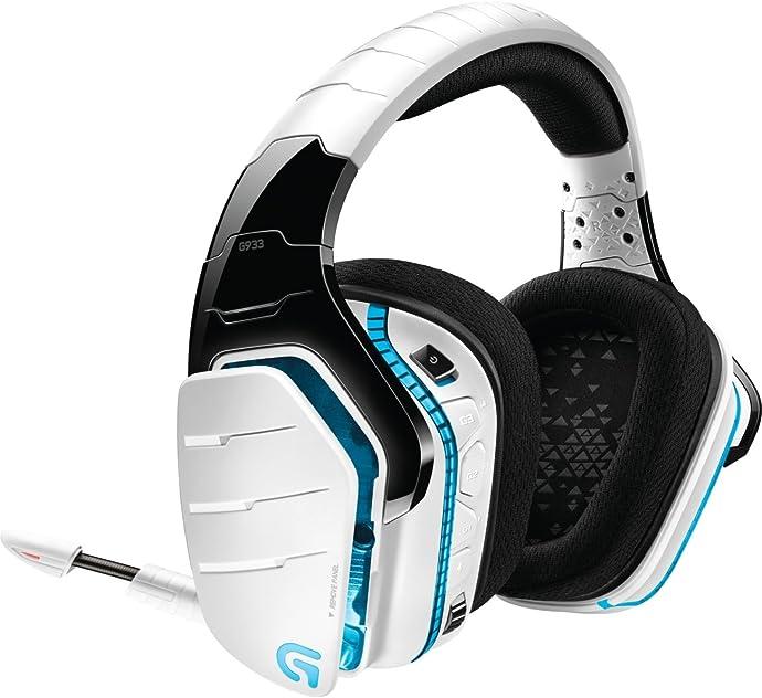 Logitech 罗技 G933 7.1无线环绕声游戏耳机 4折$79.99 海淘转运到手约¥623