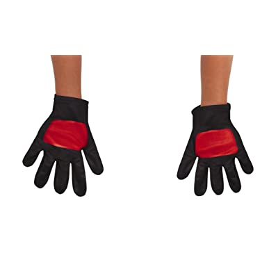 Power Rangers Ninja Steel Toddler Gloves, Red, One Size: Toys & Games