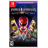 Power Rangers: Battle For The Gird - Collector's Edition - Nintendo Switch