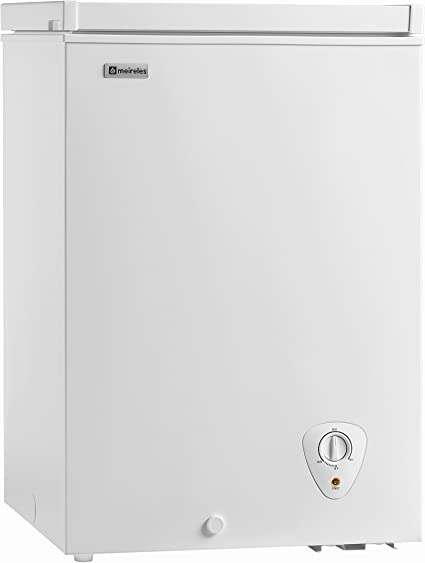 Meireles MFA 100 W Chest Freestanding White A+ 98L - Congelador ...