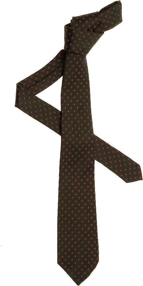 CANTARELLI - Corbata - para hombre Verde verde oscuro Talla única ...