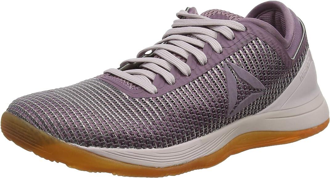 Reebok Crossfit Nano 8 Flexweave, Zapatillas de Cross para Mujer, Violett (Ashen Lilac/Nobleorchid/Urbanviolet/Reeboklee 0), EU: Amazon.es: Zapatos y complementos