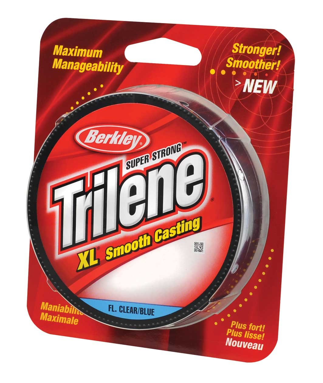 Amazon.com : Berkley Trilene XL Monofilament Line Spool 330 Yards ...