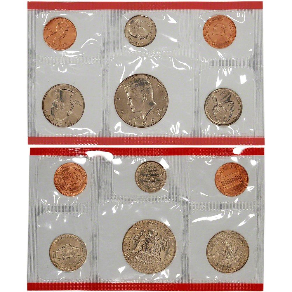 1987 US Mint Set P/&D Uncirculated