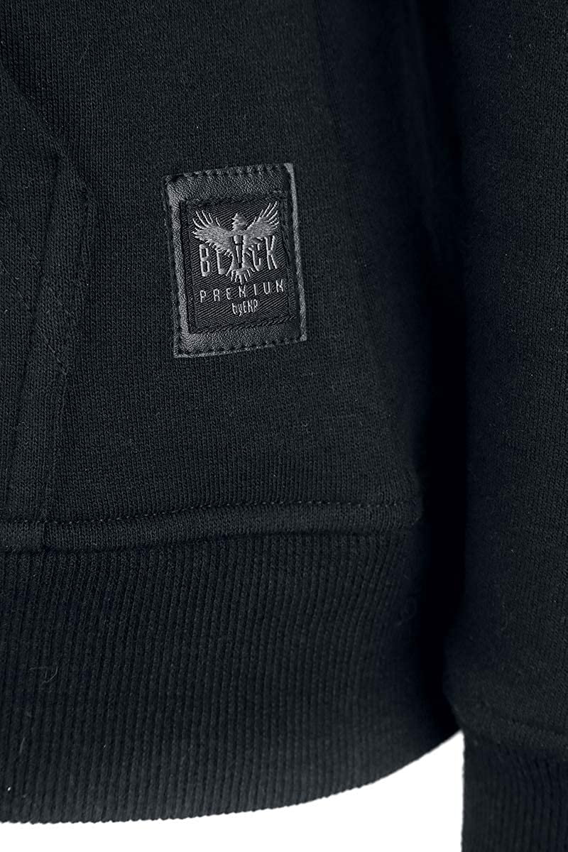 Black Premium by EMP Freaking Out Loud Kapuzenjacke schwarz