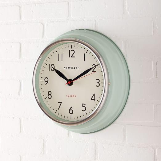 Newgate Cookhouse Clock | west elm