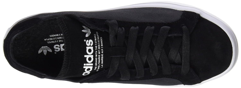 Adidas Damen Courtvantage Courtvantage Damen W Basketballschuhe Schwarz (Core schwarz/Core schwarz/Ftwr Weiß) b53cf8