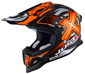 Mister X Casco MX Carbon/Just1 J12