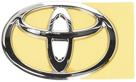 Genuine Toyota 75471-42010 Nameplate
