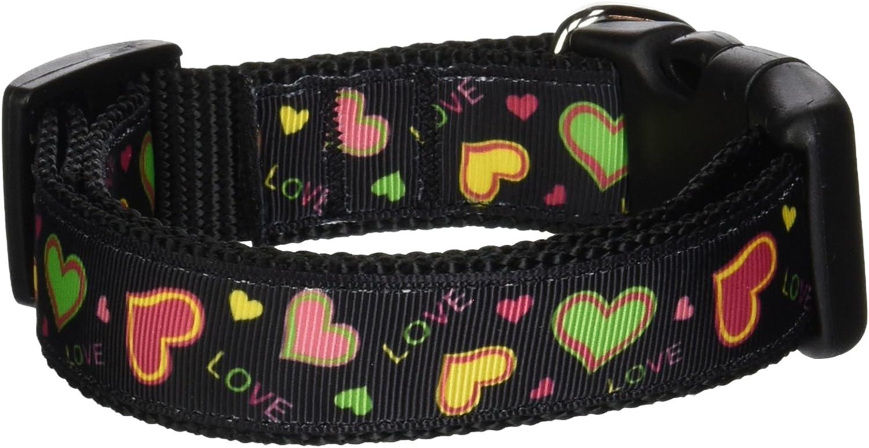 Mirage Pet Products I Love Bacon Nylon Dog 4 Leash One Size