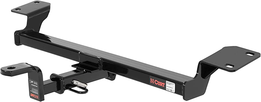 Toyota Matrix CURT 122213 Class 2 Trailer Hitch with Ball Mount 1-1//4-Inch Receiver Select Pontiac Vibe