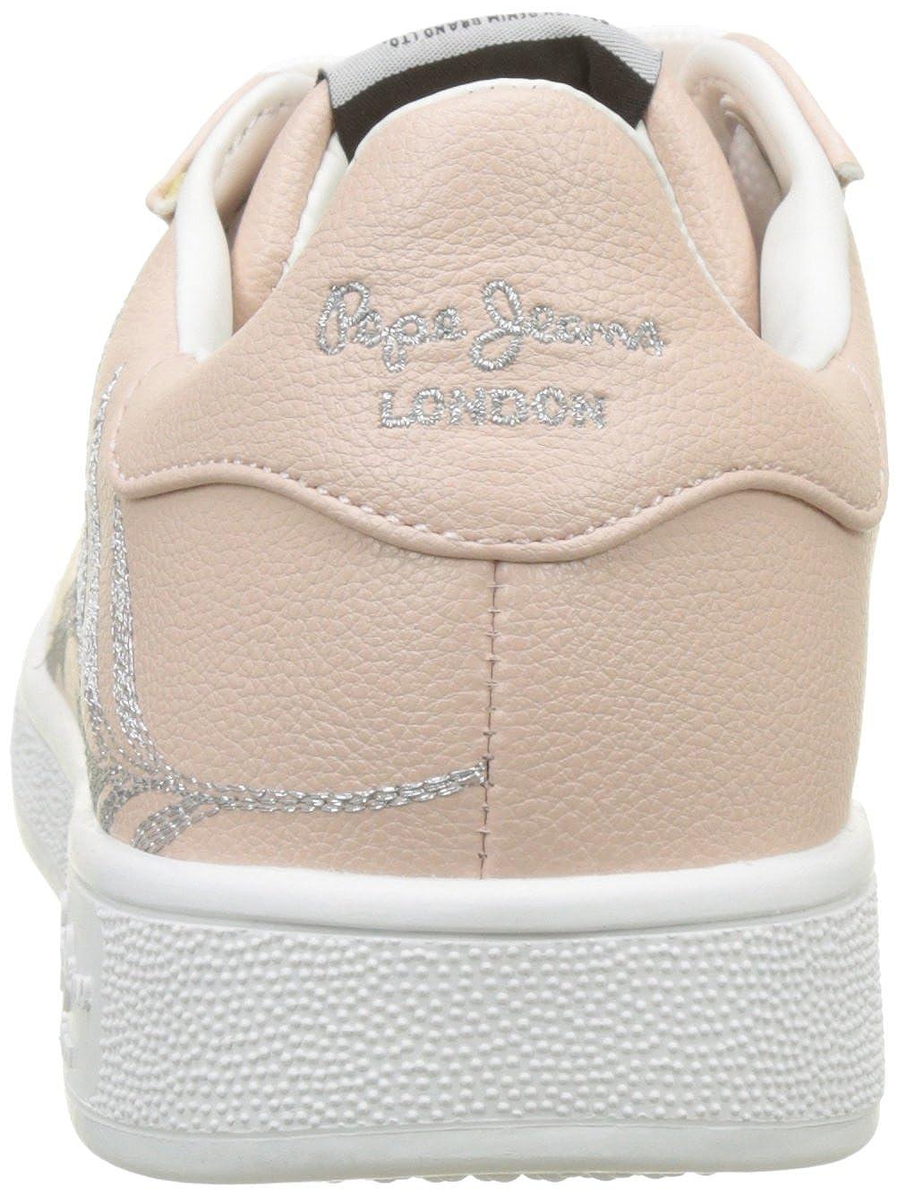Pepe Jeans Brompton Embroidery, Scarpe da Ginnastica Ginnastica Ginnastica Basse Donna | Dall'ultimo modello  fc92c2