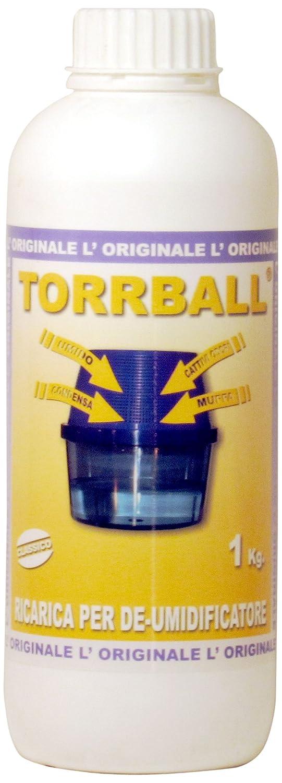 EUROMECI Torr-Ball Ricarica, Rirarica per Deumidificatore, 1000 g. Brava ETORR1