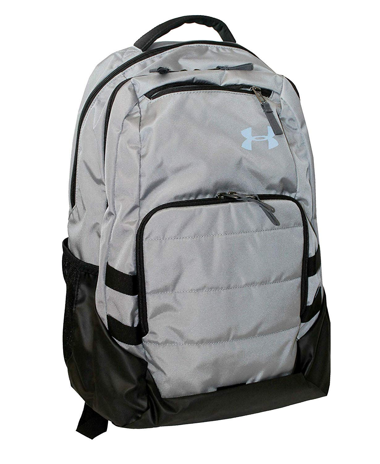 Under Armour Raid Storm1 Backpack (Steel) by Under Armour
