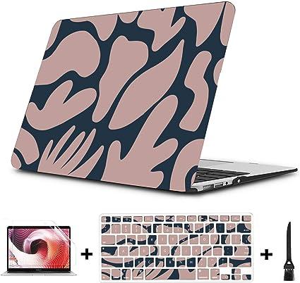 13 Funda Macbook Pro Hermosa Pintura Plástico Carcasa Dura Compatible Mac Air 11