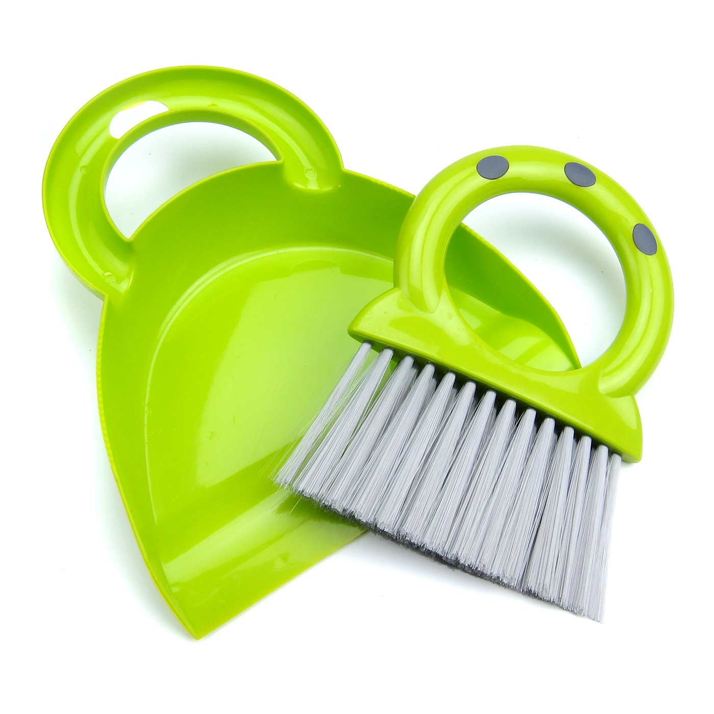 Alfie Pet by Petoga Couture - Austen Cat or Small Animal Cleaning Brush Set - Color: Green