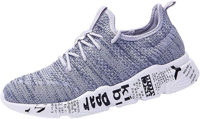 Zapatillas Deportivas Running Hombre Zapatos Correr Sneakers ...