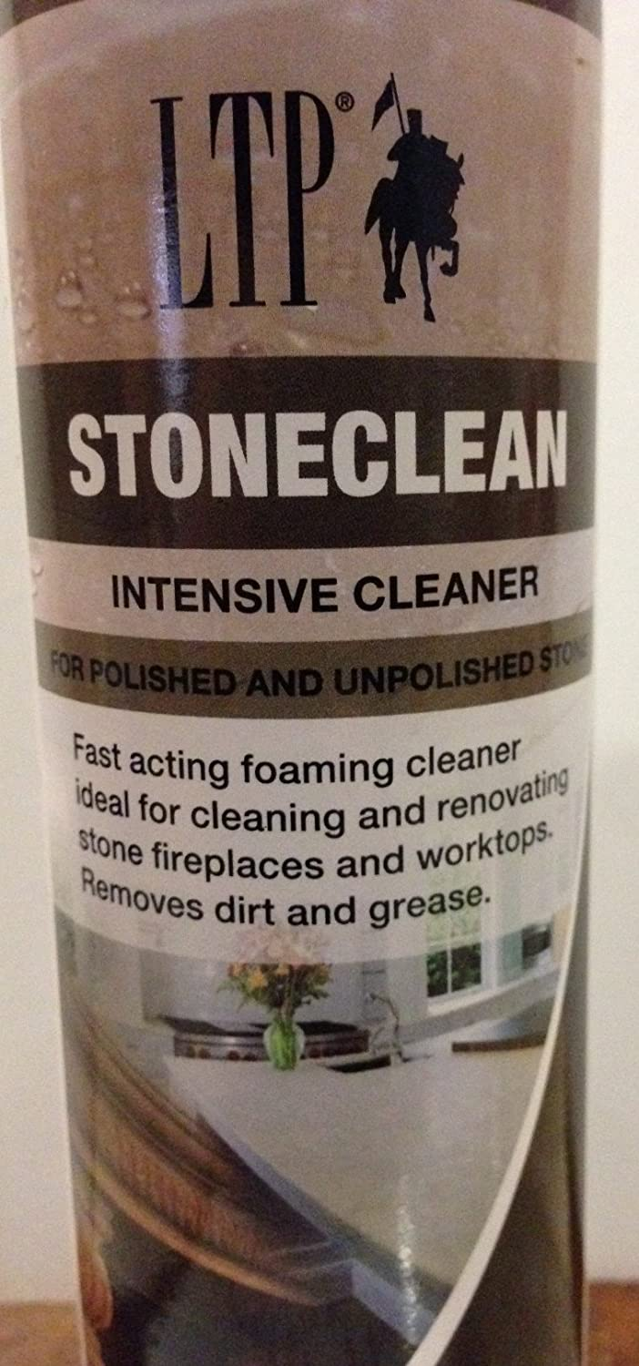 fireplaces and worktop stone cleaner ltp stonefoam intensive
