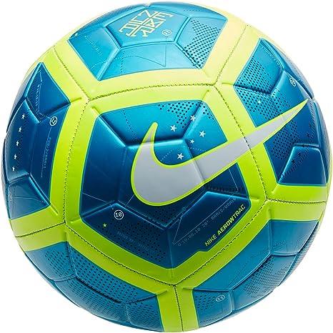 Nike Strike Neymar de balón de fútbol (Azul órbita/Volt) (4 ...