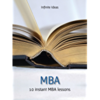 MBA: 10 instant MBA lessons