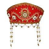 Russian Traditional Folk Costume Headdress