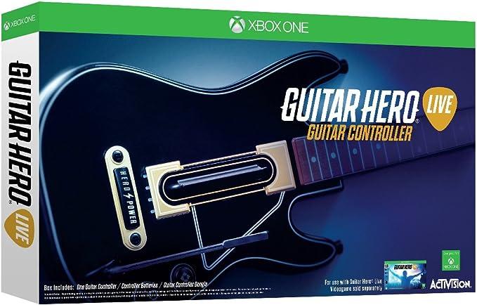 Guitar Hero 2015 Standalone Guitar [Importación Inglesa]: Amazon ...