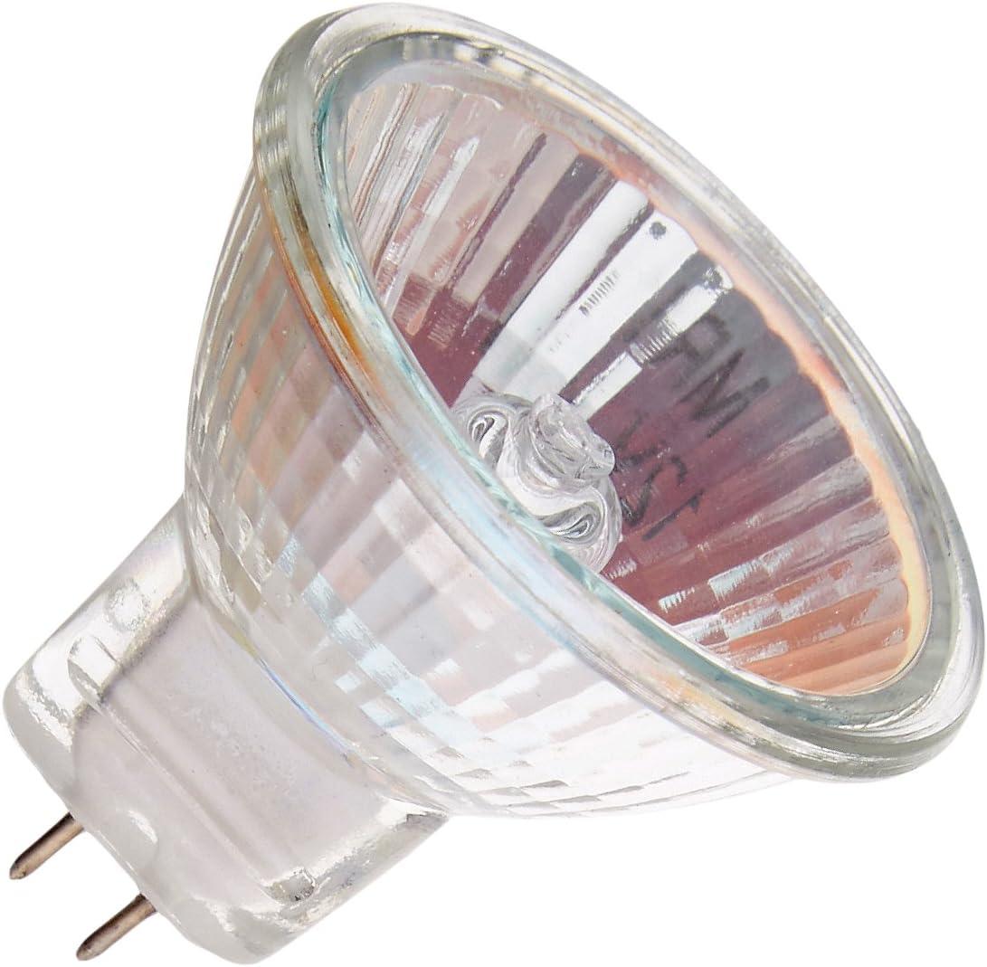 MR11-12V-35W,Clear Halogen Light Bulbs Low Voltage MR11 Bi-Pin Base 35 Watt 12 Volt MR11-12V-35W 10 eTopLighting 10 Pack