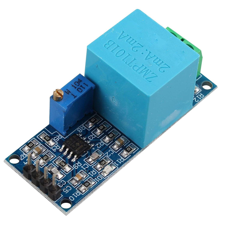 Haljia M/ódulo transformador de voltaje de salida activa Compatibile con Arduino sensor de voltaje de salida de CA