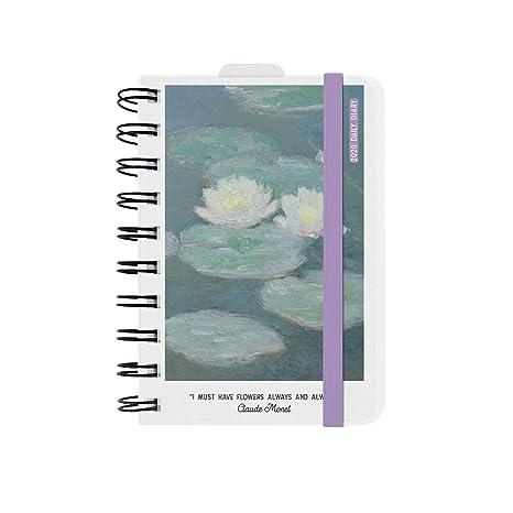 Amazon.com: Legami Diary - Agenda diaria de 12 meses con ...