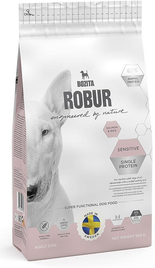 Bozita Perros Forro Sensitive Single proteína Salmon, 1er ...