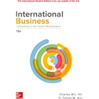 International Business Competing In The Global Mktplace 12E